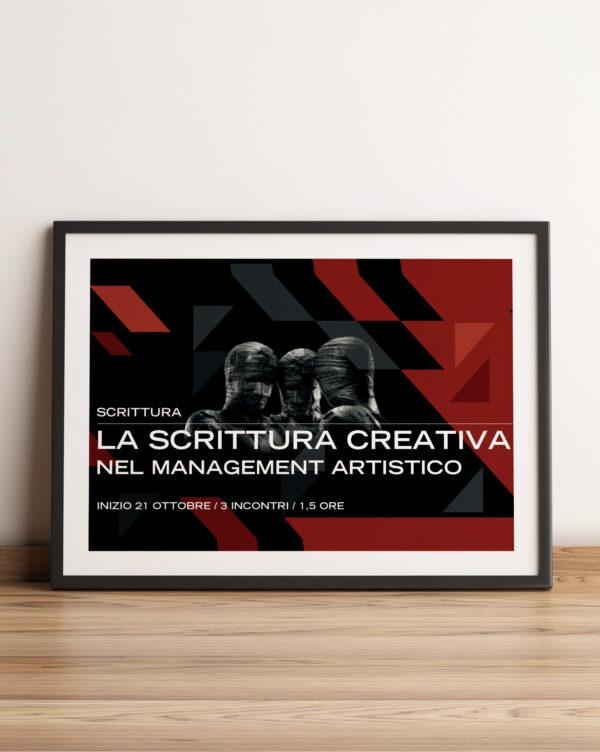 LA SCRITTURA CREATIVA NEL MANAGEMENT ARTISTICO